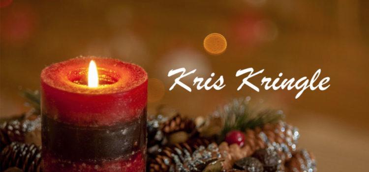 Kris Kringle and Drinks