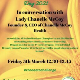 7th International Women's Day Event #choosetochallenge